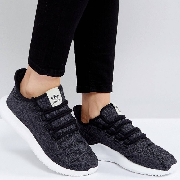 big sale 3bd0d a5385 adidas Shoes - Adidas Originals Tubular Shadow Sneaker, Dark Gray